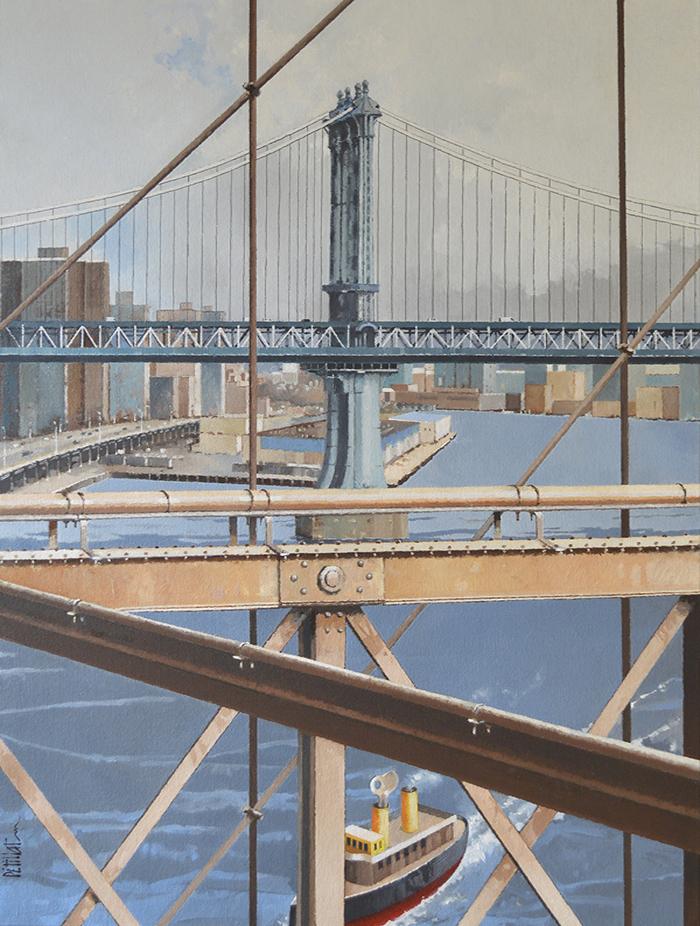 Sous le pont de Brooklyn SITE WEB